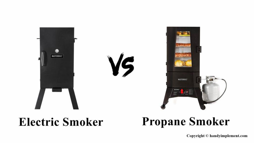 Electric vs Propane Smoker
